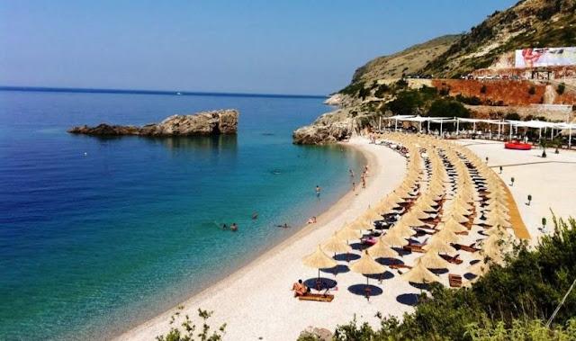 Vlora Adriatic Sea Beach
