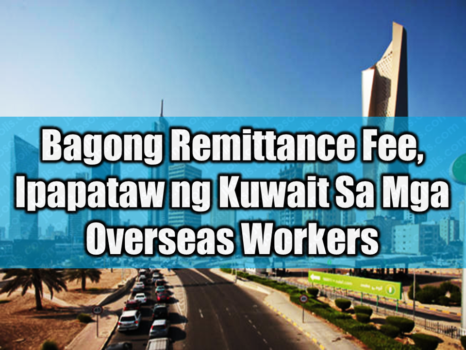 A new bill will surely affect every expatriate in Kuwait including thousands of overseas Filipino workers (OFW) as Kuwait's parliamentary financial and economic affairs committee has approved bills imposing fees on expat remittances which are expected to bring in over $230 million in revenue to Kuwaiti government, according to the state-run Kuwait News Agency (KUNA). According to the laws, the fees imposed on expats earning KD 90 dinar ($300) salary category would be at 1%, 2% for the KD 100-200 ($333-$667) earners, 3% for those with salaries of KD 300-499 ($1,000-$1,664) , and 5% for the KD 500 to 1,664 ($1,667-$5,550) earnings in salary per month. Advertisement        Sponsored Links     The Kuwait parliament's financial and economic affairs committee has given its stamp of approval to a bill stipulating fees on overseas workers' remittance fees abroad.  This comes after two-thirds of the committee approved the piece of legislation, on the premise that the taxes to be imposed to money transfers of expatriates must be low, Kuwait News Agency quoted MP Salah Khorshed as saying.  Once the bill has been passed into law, Khorshed says that they expect to gather KD 19 billion (approximately $63 billion) in a year out of the fees from money transfers.  The bill is proposing for the imposition of different fees for various salary categories: KD 90 at one percent remittance fee, the KD 100 to 200 segment at two percent, the KD 300 to 499 category at three percent and the KD 500 to 1,664 segment t five percent.  Meanwhile, commission rapporteur Saleh Ashour for his part said that they are currently in talks with legal experts over issues that may arise once the new legislation is passed into law.  Read More:  TESDA Provides Training For Returning OFWs Look! Hut Built For NPA Surrenderees  Cash Aid To Be Given To Displaced OFWs From Kuwait—OWWA    Skilled Workers In The UAE Can Now Have Maximum Of Two Part-time Jobs    Former OFW In Dubai Now Earning P25K A Week From Her Business    Top Search Engines In The Philippines For Finding Jobs Abroad    5 Signs A Person Is Going To Be Poor And 5 Signs You Are Going To Be Rich  ©2018 THOUGHTSKOTO  www.jbsolis.com