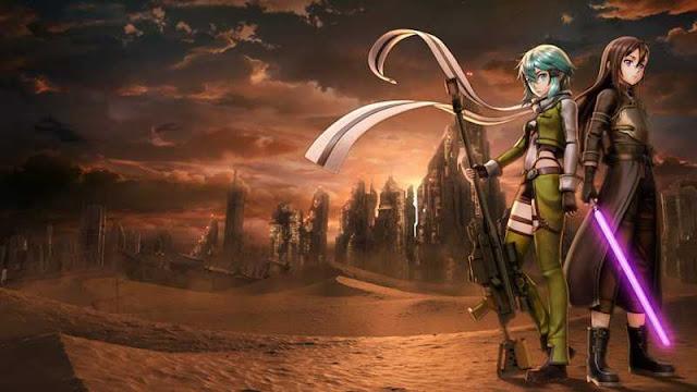 Fatal Bullet merupakan sebuah game mirip dengan genre MMORPG namun menggunakan senjata ap IniDia, Gameplay Dan Trailer Sword Art Online: Fatal Bullet
