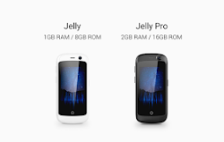 Check out new phone called UniHertz Jelly - Smallest Smart Phone Ever
