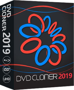 DVD-Cloner Gold 2019 16.10 Build 1444 poster box cover