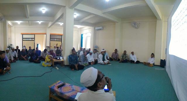 Ramadan di Banjarbaru, Hizbut Tahrir Gelar Pertemuan Bareng Tokoh dan Ulama