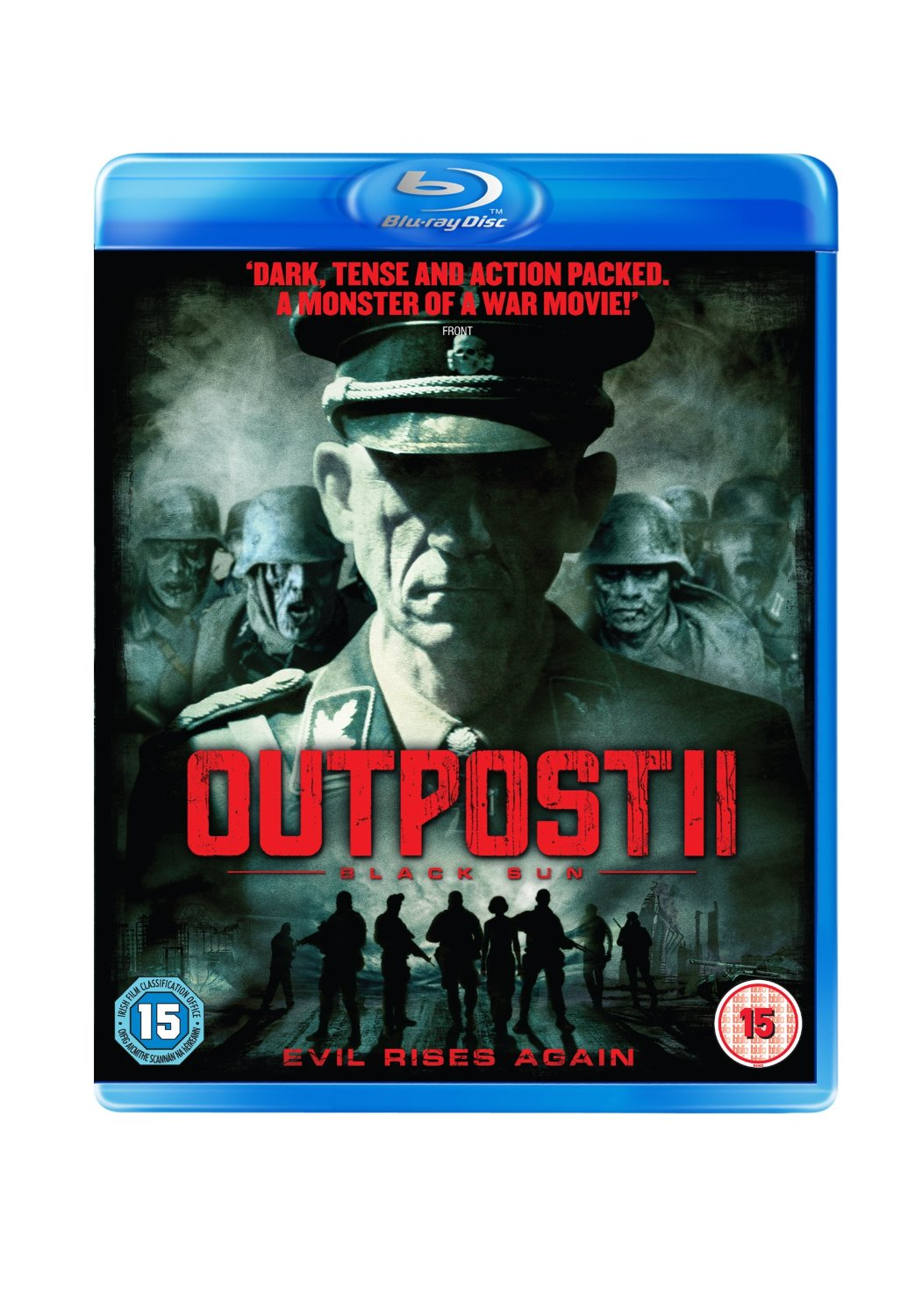 Watching The Dead Outpost Ii Black Sun Review