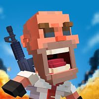 Tải Game Guns Royale Multiplayer Blocky Battle Royale Hack Full Tiền