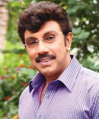 Sathyaraj in young