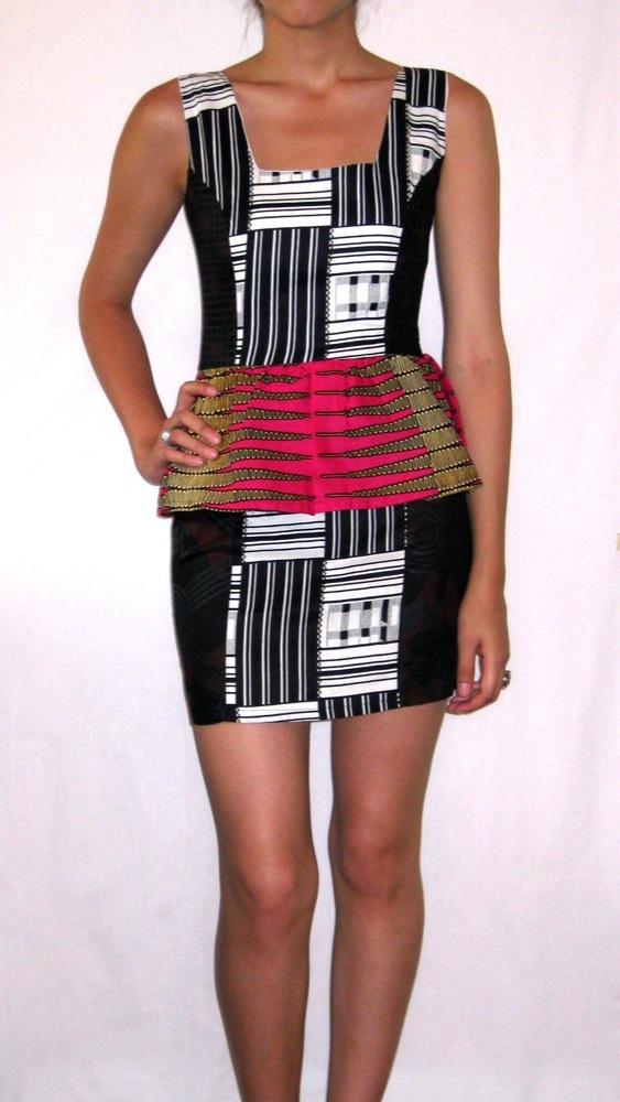 La X Sacha's Wardrobe: Igitenge.