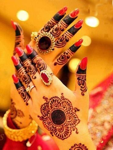 Awesome Bridal Mehndi Designs