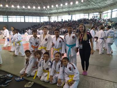 Seis judocas da Escolinha Mauro Sakai vão para as finais do Campeonato Paulista