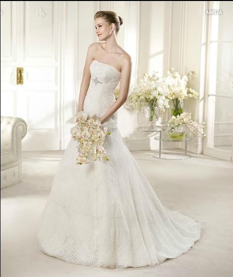 St.Patrick 2013 wedding dresses | Designer Wedding Gowns