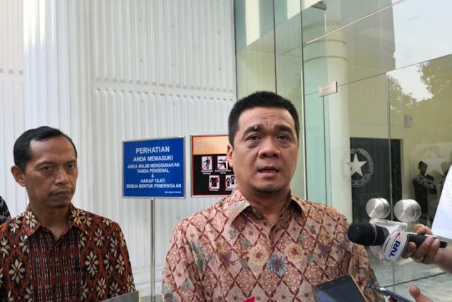 Ketua DPP Partai Gerindra Ahmad Riza Patria