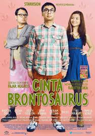 Download Film Cinta Brontosaurus (2013) Full Movie