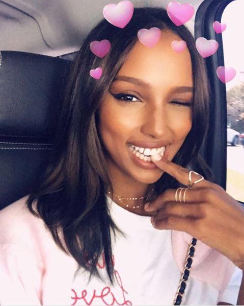 Jasmine Tookes Velina Jewelry