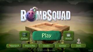 لعبة Bombsquad مهكرة للاندرويد