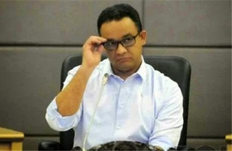 """Anies Baswedan """"Meradang"""", TGUPP di Eranya Ditolak Kemendagri"""