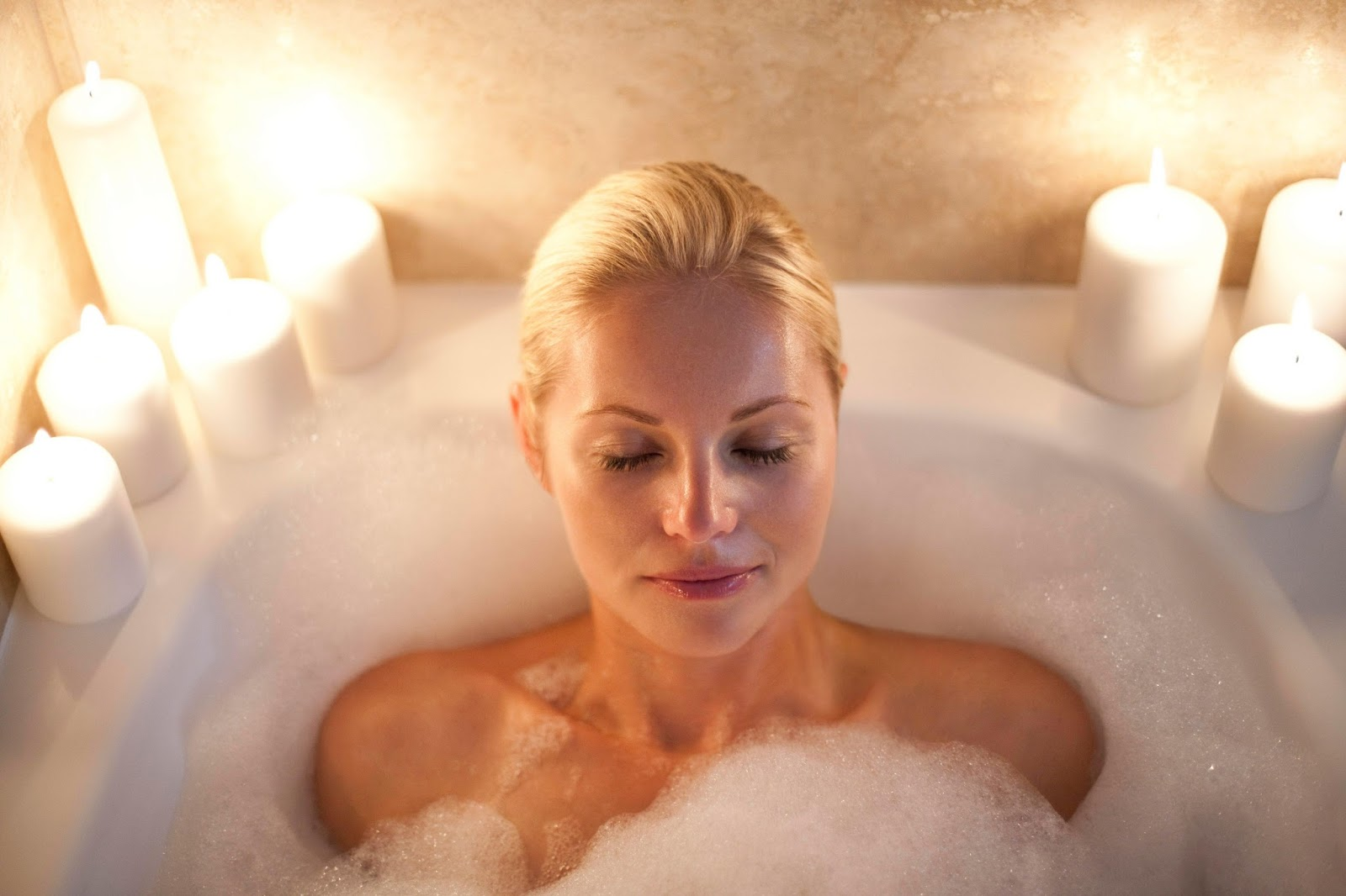 Baths are a great way to relax after a stressful day, and with these luxury products bathing just got more exciting.