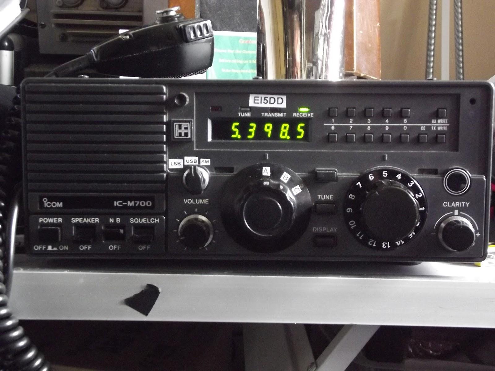 ICOM IC-M700