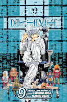 The ninth volume of the Death Note manga.