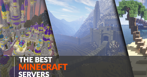 The Best Minecraft Servers List Host Types And Popular