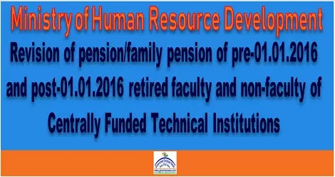 revision-pension-faculty-non-faculty-technical-institutes