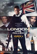 Londres bajo fuego (2016) HDRip Subtitulado