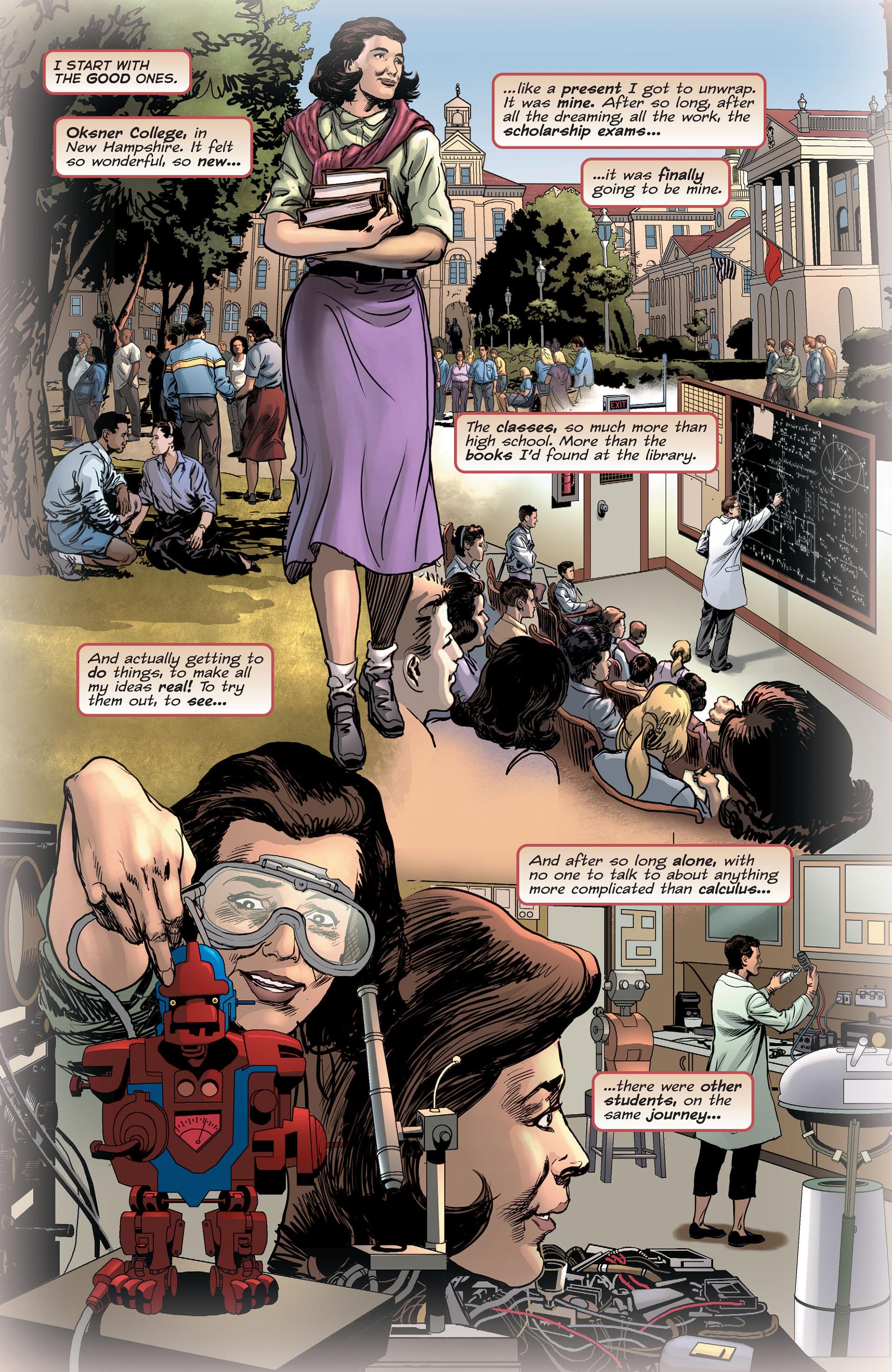 Read online Astro City comic -  Issue #15 - 12