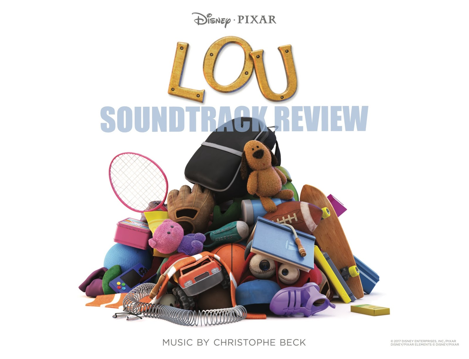 disney pixar lou soundtrack review
