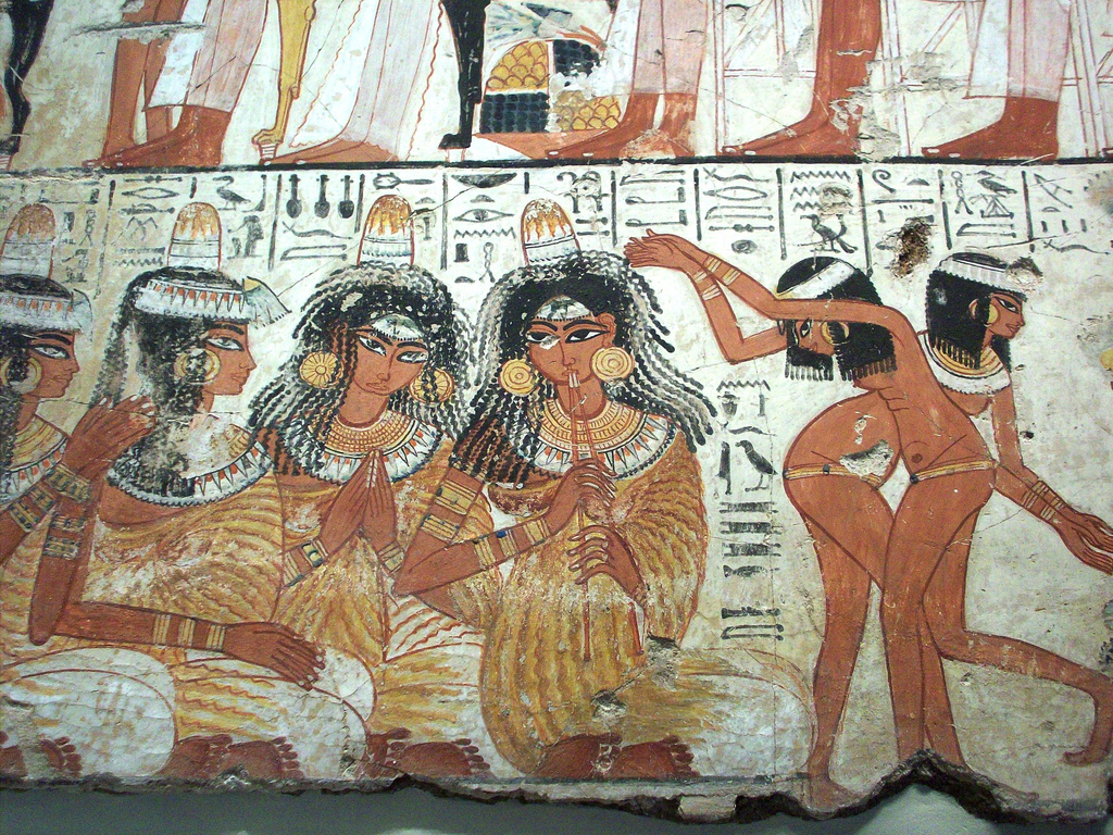 Priests and Embalming - Ancient Egyptian Priests