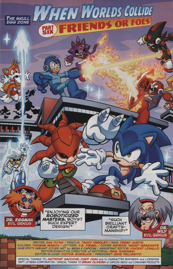 Read online Sonic The Hedgehog comic -  Issue #249 - 4