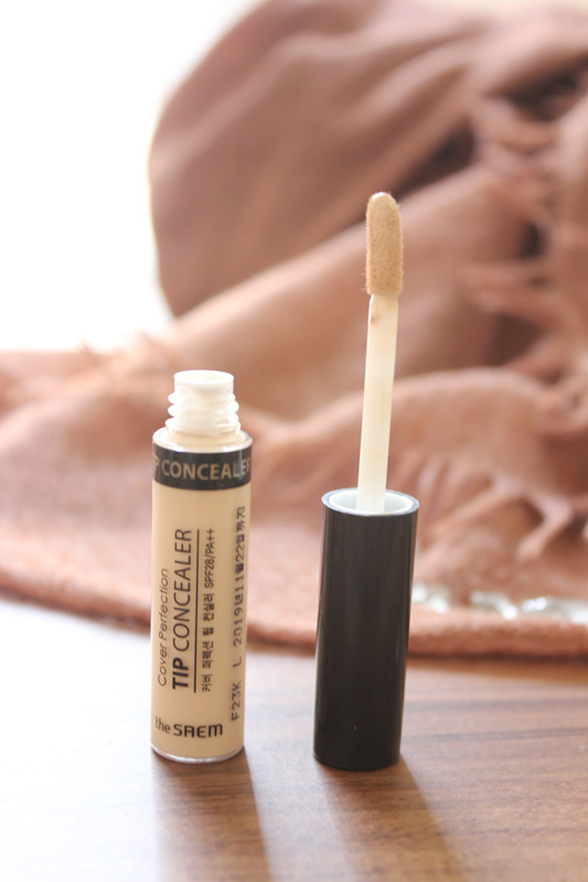 The Saem Cover Perfection Tip Concealer 01