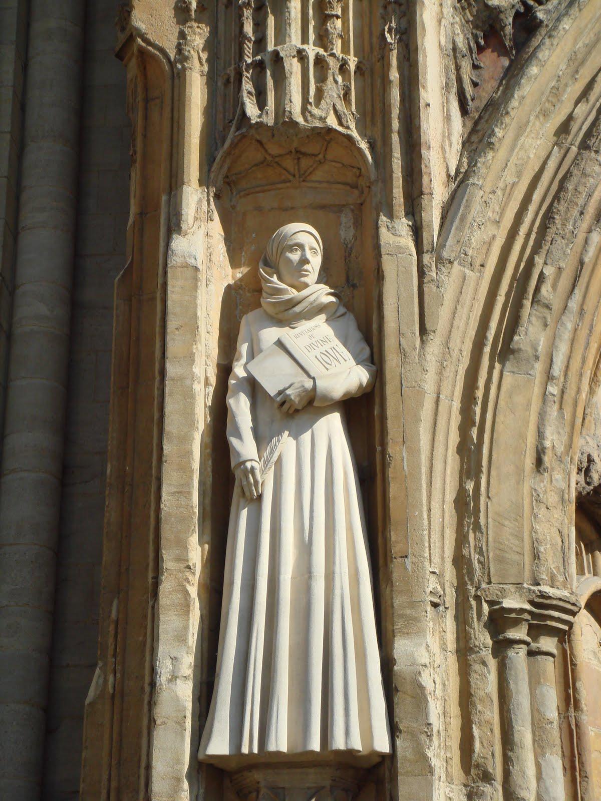 Julijana iz Norwicha - rekluza in mistikinja