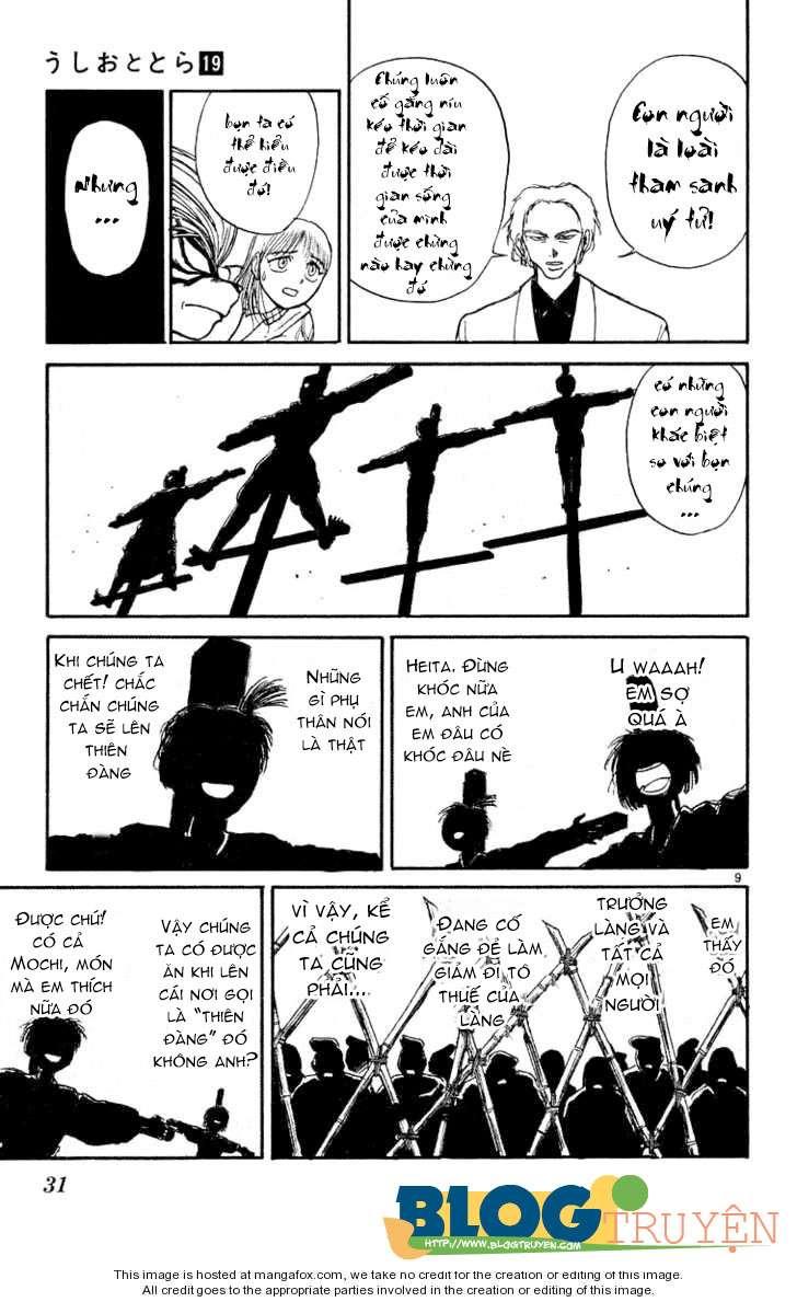 Ushio and Tora Chap 171 - Truyen.Chap.VN