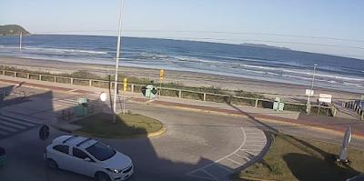câmera ao vivo da praia do mariscal em bombinhas