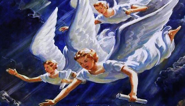 los ángeles mas poderosos