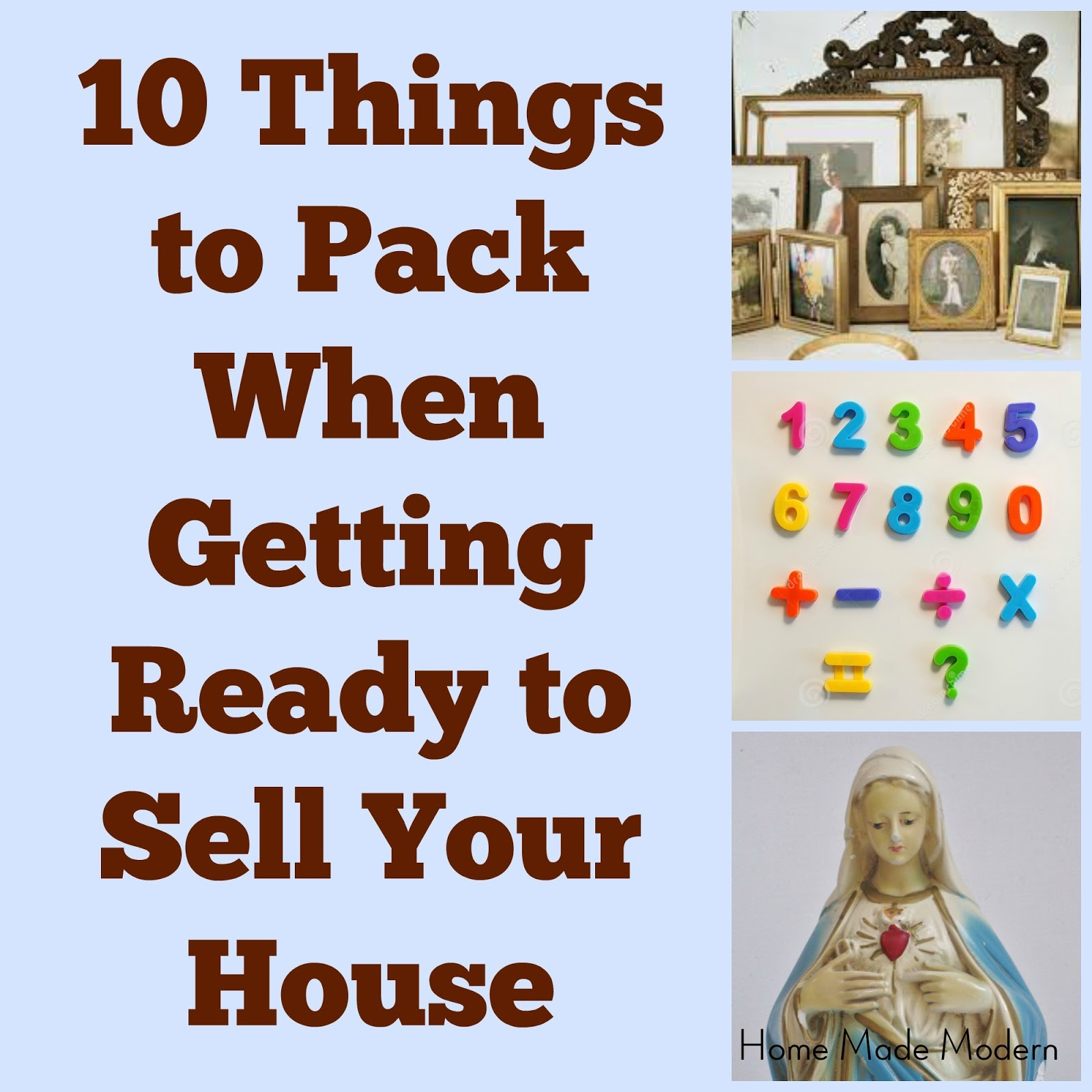 How To Stage A House Prior To Selling: Home Made Modern: How To Stage Your House To Sell