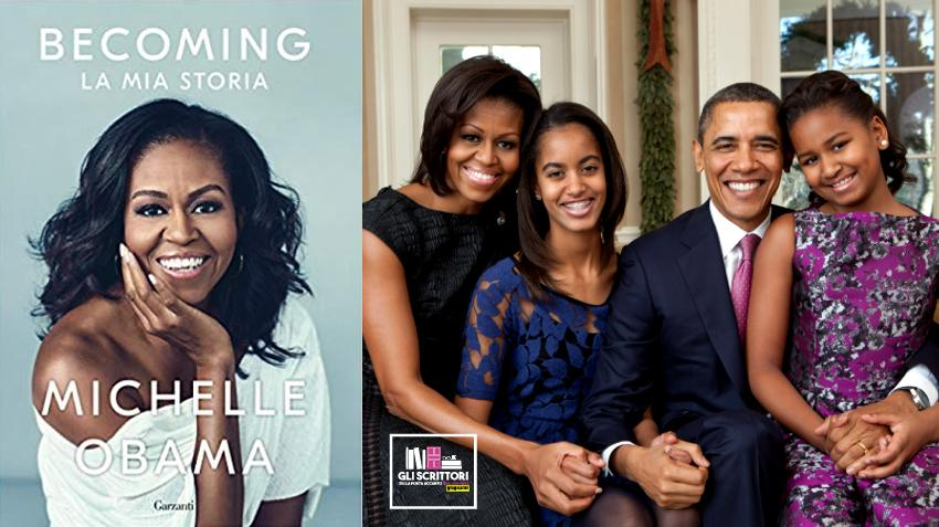 Recensione: Becoming. La mia storia, di Michelle Obama