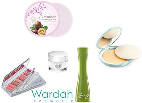 Harga Katalog Produk Wardah Kosmetik Pemutih Lengkap