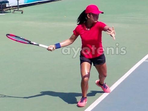 Priska Melaju Ke Final Turnamen ITF India Grade B1