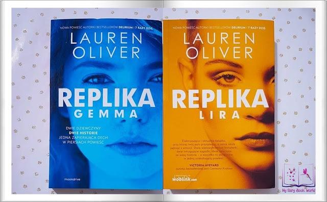 Lauren Oliver - Replika || Recenzja
