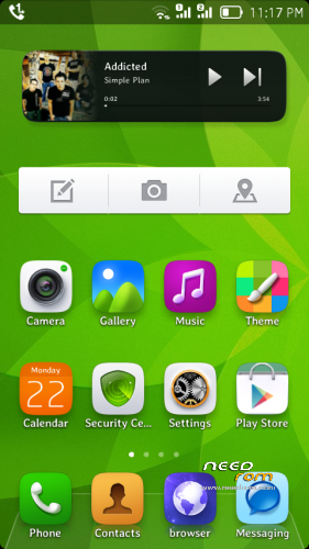 Download LeWa OS5.1 PURE ROM for Lenovo A706