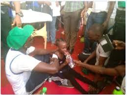 Damilola Oluwaseyi completes 2017 Lagos City Marathon