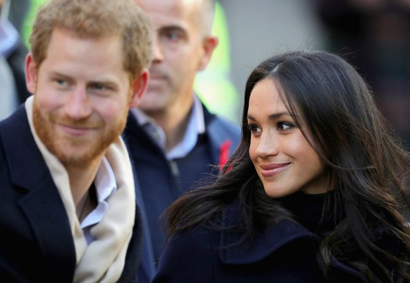 Prince Harry and Meghan Markle will marry at St George's Chapel, Windsor in May 2018. Meghan's wedding dress