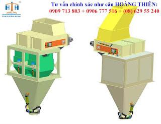Cân đóng bao 500kg-50kg cas độ bền cao