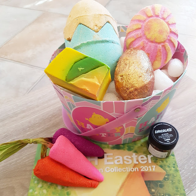LUSH Easter collection 2017 | Almost Posh