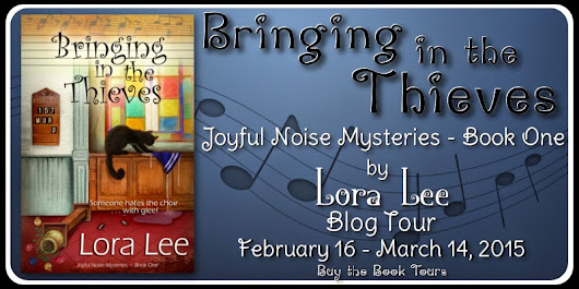 Bringing in the Thieves by Lora Lee | Blog Tour with Excerpt, Review, Guest Post, and Giveaway