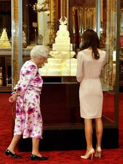 10 Exposição em Londres: Casamento Real