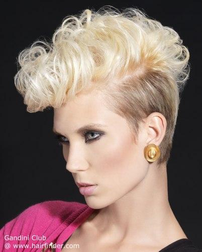 aqu las mejores imgenes de pelo corto con rizos para mujeres verano como fuente de inspiracin with cortes de pelo rizado corto para mujeres