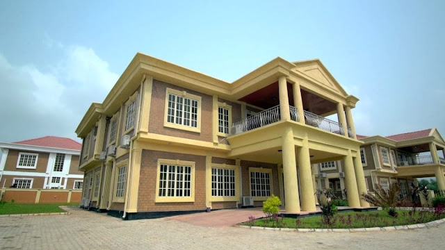 cost of buying land in amen estate @ De Donnies Homes