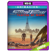 Starship Troopers: Traitor of Mars (2017) Web-DL 1080p Audio Dual Latino/Ingles 5.1