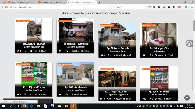 Urbanindo.com. Situs jual beli Rumah terpercaya