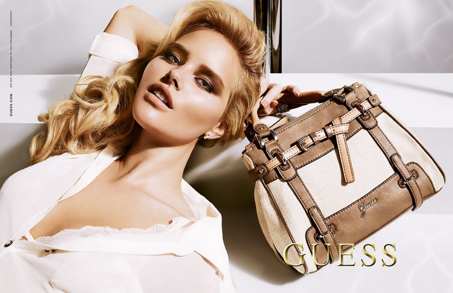 Guess Accessories Holiday 2011 featuring Shelby Keeton 3f0ab2f60a0